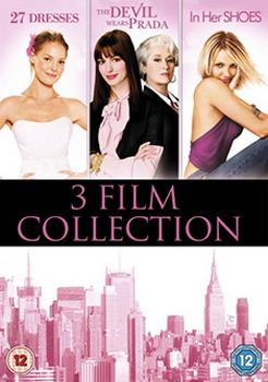 27 Dresses/The Devil Wears Prada/In Her Shoes (DVD)