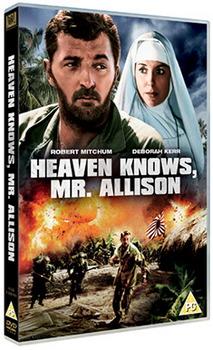 Heaven Knows Mr Alison (DVD)