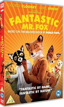 Fantastic Mr Fox (DVD)