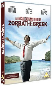 Zorba The Greek (1964) (DVD)