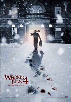 Wrong Turn 4 (DVD)