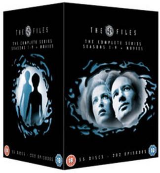 The X Files - Complete Season 1-9 (DVD)