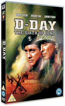 D Day  The Sixth Of June (DVD)
