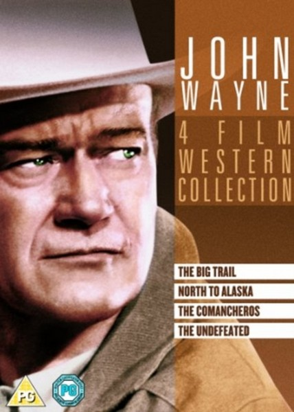 John Wayne Boxset (DVD)