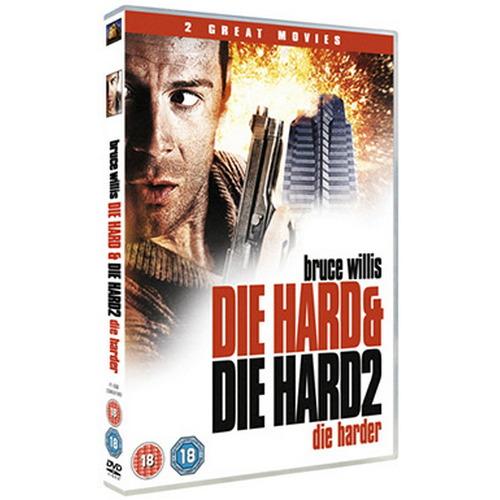 Die Hard 1 / Die Hard 2 (DVD)