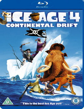 Ice Age - Continental Drift (Blu-Ray)