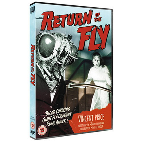 Return Of The Fly (DVD)