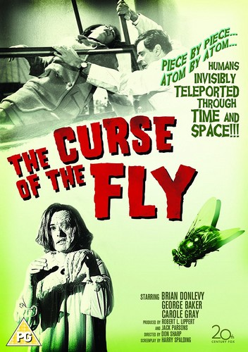 Curse Of The Fly (DVD)