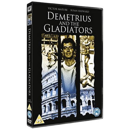 Demetrius And The Gladiators (1954) (DVD)