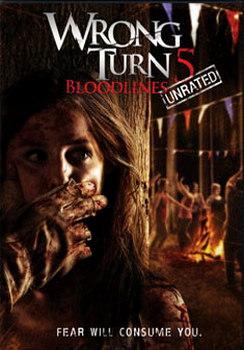 Wrong Turn 5 (DVD)