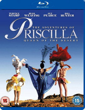 The Adventures Of Priscilla Queen Of The Desert (Blu-Ray)