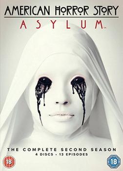 American Horror Story - Season 2 (Asylum) (DVD)