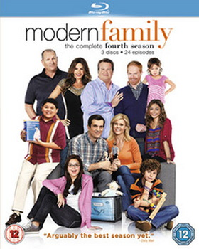 Modern Family: Season 4 (Blu-ray)