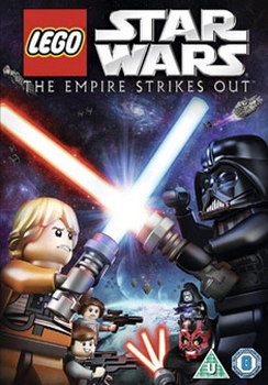 Star Wars Lego: The Empire Stikes Out (DVD)
