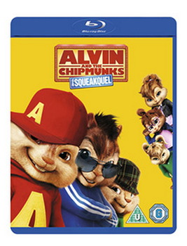 Alvin And The Chipmunks: The Squeakel