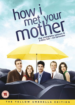 How I Met Your Mother Season 8 (DVD)