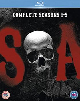 Sons of Anarchy - Season 1-5 (Blu-Ray)