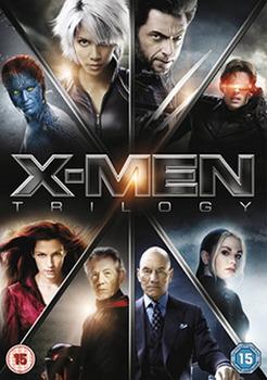 X-Men 1-3 (DVD)