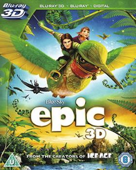 Epic (Blu-ray 3D + Blu-ray + UV Copy)