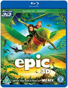 Epic 3D [Blu-ray]