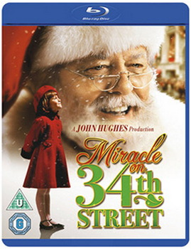 Miracle On 34Th St (BLU-RAY)
