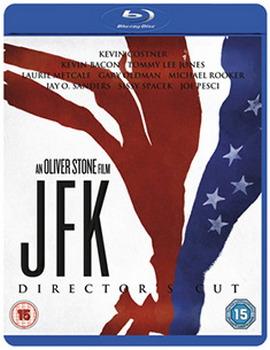 JFK [Blu-ray] [1992] (Blu-ray)