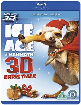 Ice Age Mammoth Christmas 3D (Blu-Ray)