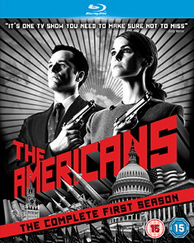 The Americans - Season 1 (Blu-Ray)