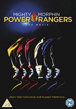 Power Rangers - Movie (DVD)