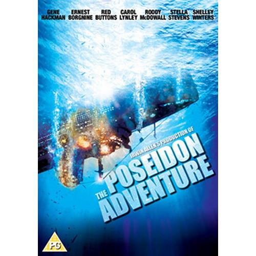 The Poseidon Adventure (1972) (DVD)