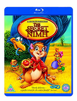 The Secret of Nimh (1982) (Blu-Ray)