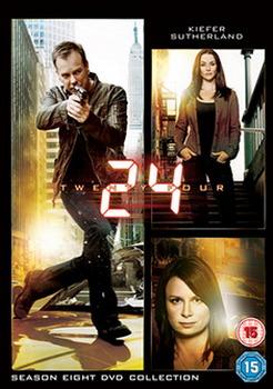 24 - Season 8 (DVD)