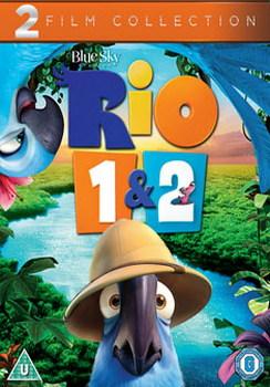 Rio / Rio 2  Box Set (Blu-ray)