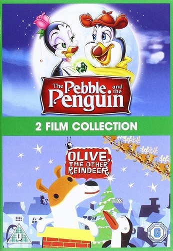 The Pebble And The Penguin / Olive The Other Reindeer (DVD)