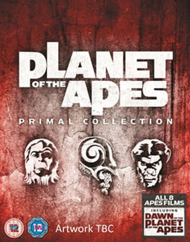 Planet Of The Apes - Primal Collection (Eight Films Box Set) [Blu-ray]