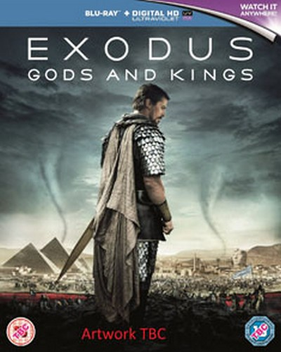 Exodus: Gods and Kings [Blu-ray 3D + UV Copy]