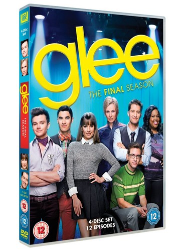 Glee - Series 6 - Complete (DVD)
