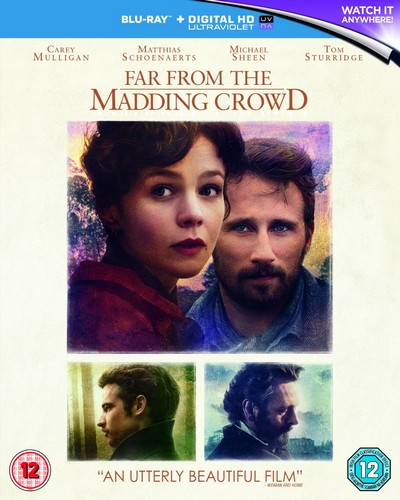Far From The Madding Crowd (Blu-ray + UV) (2015)