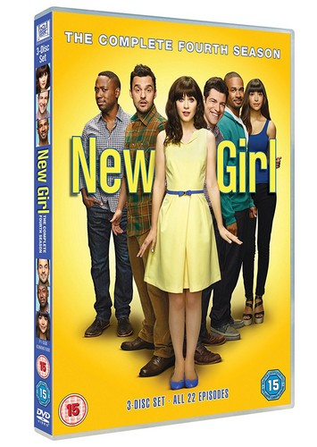 New Girl: Season 4 (DVD)