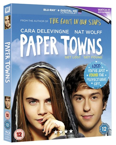 Paper Towns [Blu-ray + UV Copy]