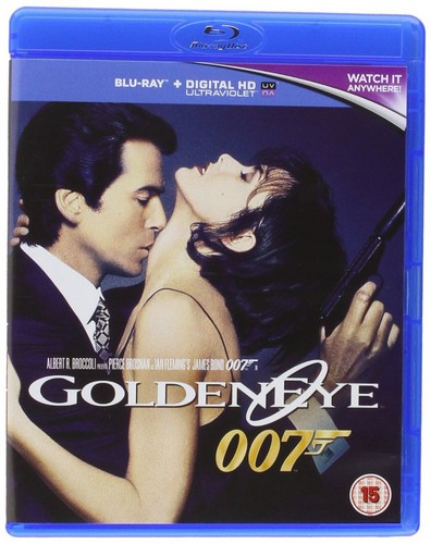 Golden Eye [Blu-ray]