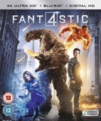 The Fantastic Four (4K)