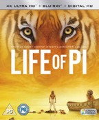 Life Of Pi (4K) (Region B & A)