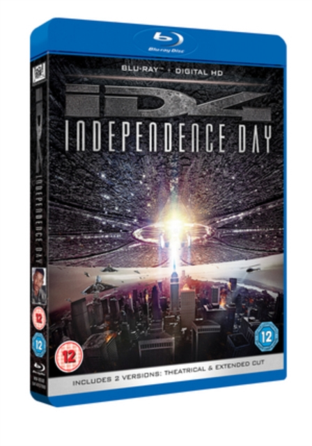 Independence Day [20th Anniversary Remastered Edition] [Blu-ray]