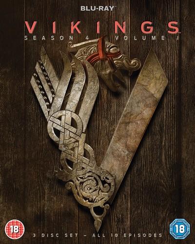 Vikings - Season 4 Part 1 [Blu-ray]