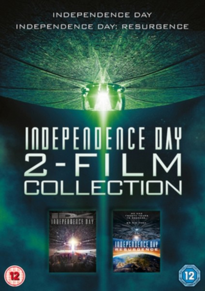 Independence Day 2 Film Collection (DVD)