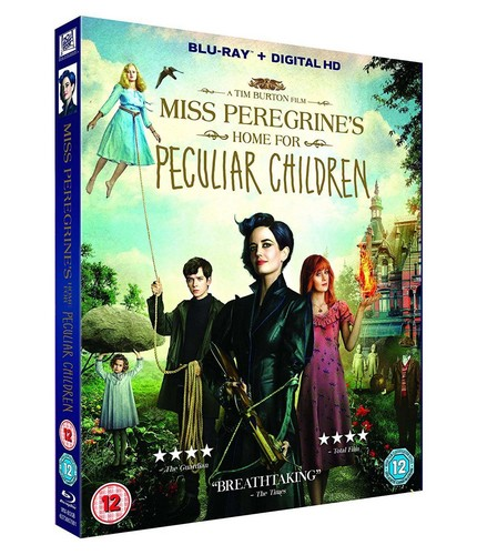 Miss Peregrine's Home for Peculiar Children (Blu-ray + Digital HD UV Copy) [2016] (Blu-ray)