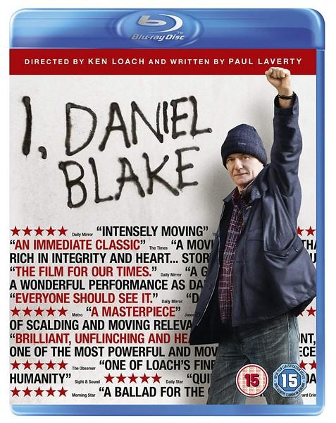 I  Daniel Blake [Blu-ray] [2016] (Blu-ray)