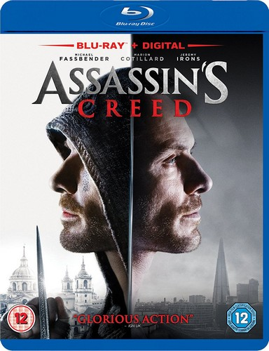 Assassin's Creed (Blu-ray + Digital HD UV) (Blu-ray)