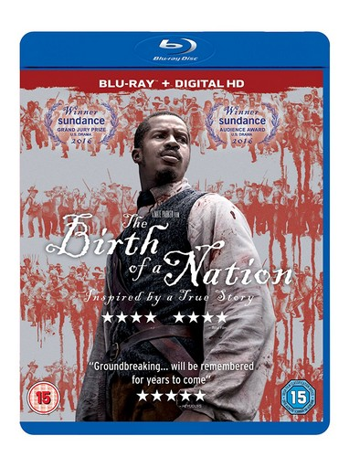 The Birth of a Nation  (Blu-ray)